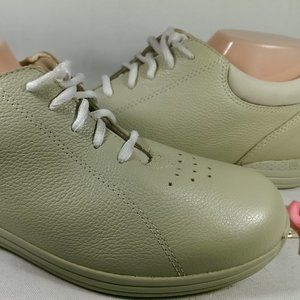 DREW LEATHER WOMAN'S COMFORT ORTHO LACE-UP SZ 9M